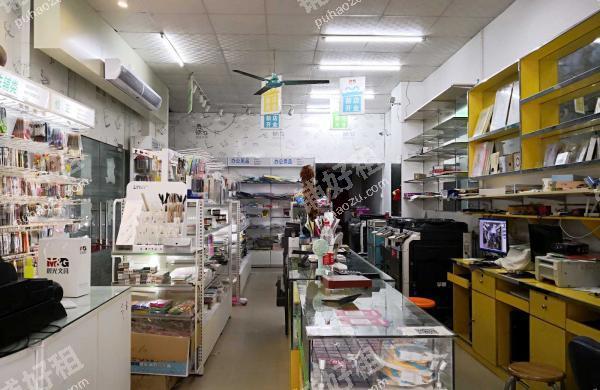 何布二街70平米文具店转让