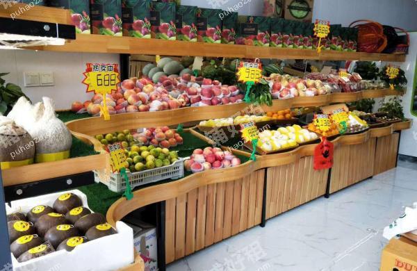 57平米水果店转让