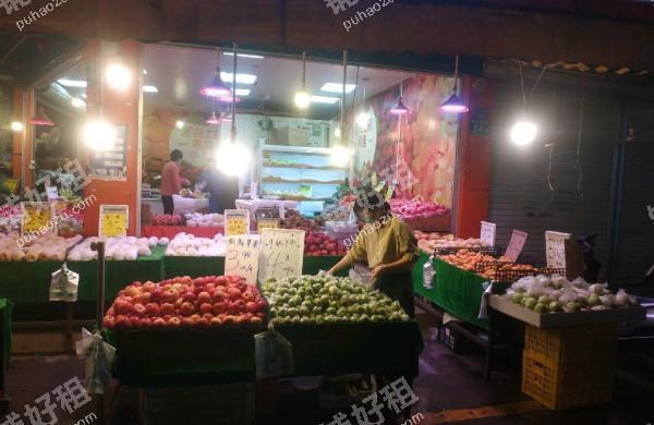 同和京溪大街50平米水果店转让