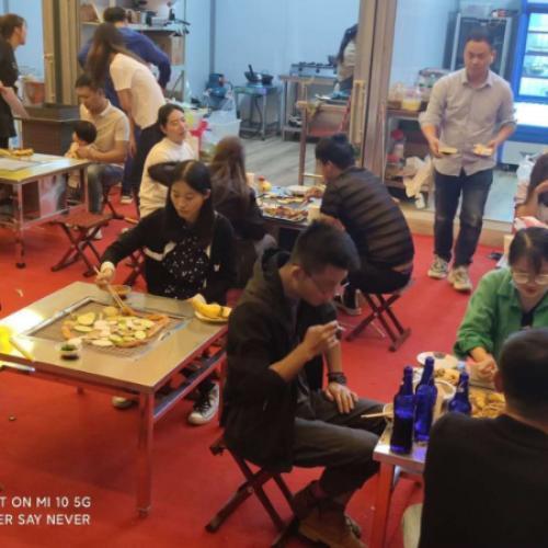 王家桥振峰商业广场美食街整体出租 (出租)
