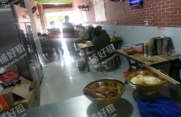 会展中心林城东路70平米酒楼餐饮出租