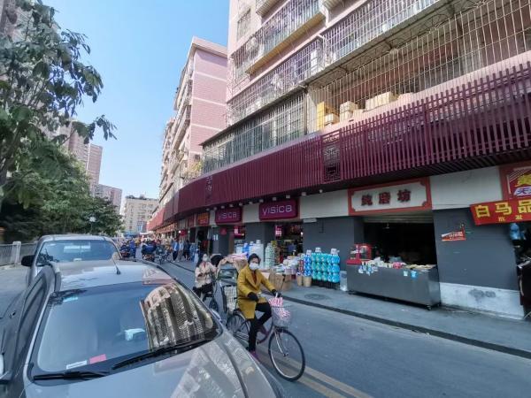 天河黄村南路市场出入口七字位门面水果店
