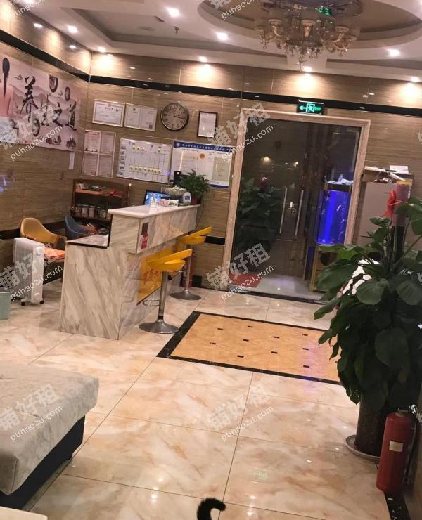 太华路永顺路330平米足浴/*店转让