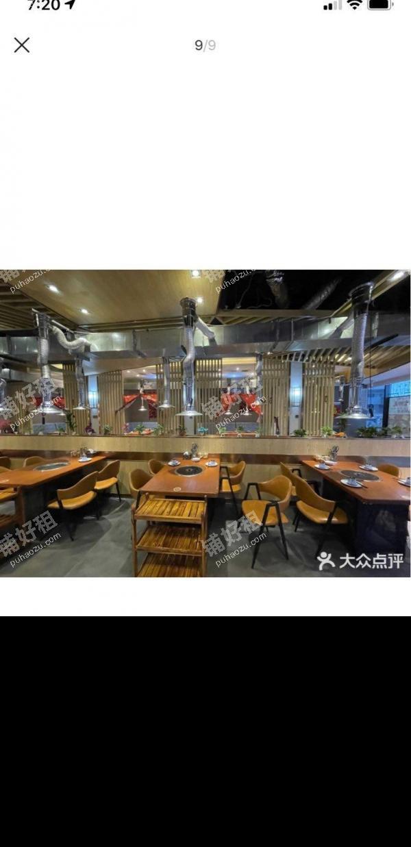 张家堡凤城十二路268平米酒楼餐饮转让