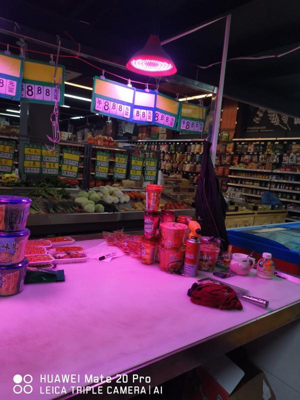 荔湾区永安大街250平米生鲜超市转让