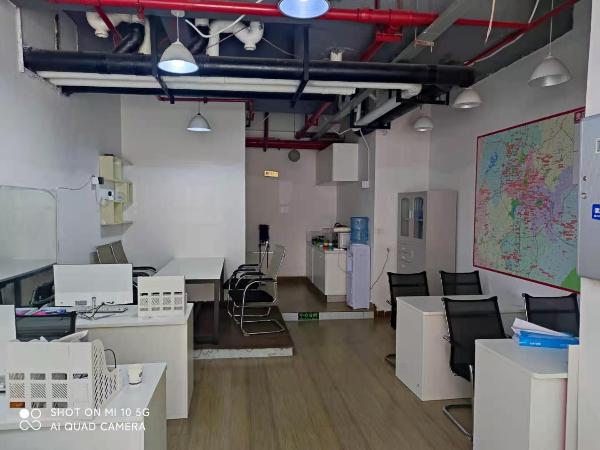 未来方舟G6001(东二环)47平米房产中介出租