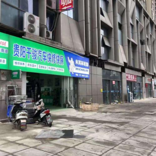 花果园J区临街门面房东直租