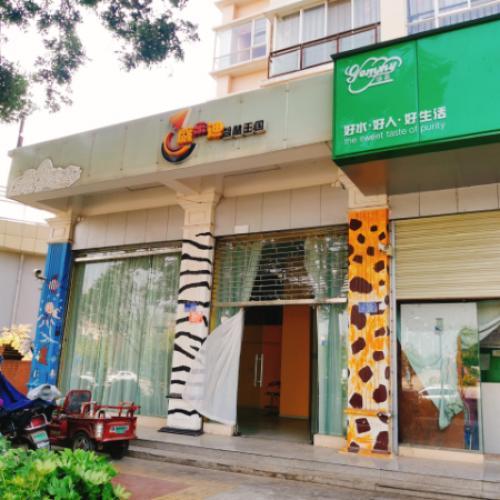 房东直租 安宁市中心200平旺铺 适合培训 美容 美发养生馆等