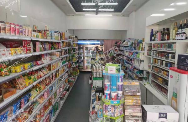 电子城光华路40平米百货超市转让