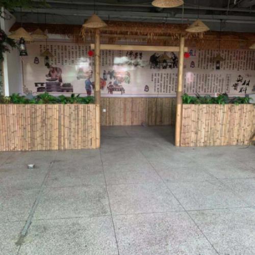 江夏热闹商业区+汉口学院旁550平餐饮出租