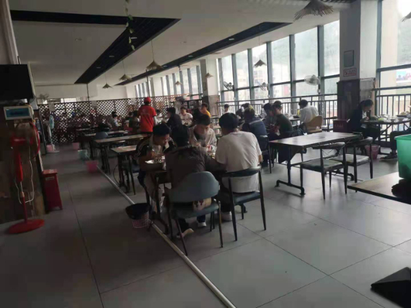 清镇工业职业学院食堂旺铺转让