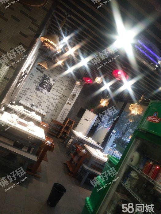 张家堡凤城五路辅路129平米酒楼餐饮转让