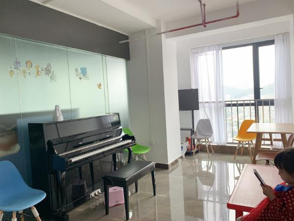 新添寨盈利钢琴培训学校带固定生源急转