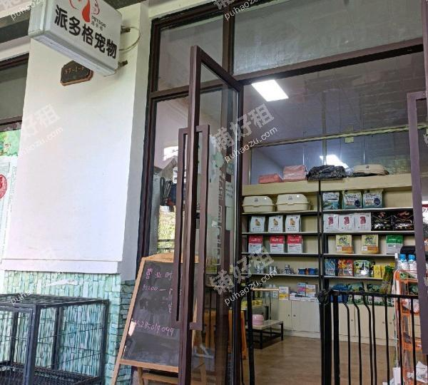 金阳医院广州路40平米宠物店转让