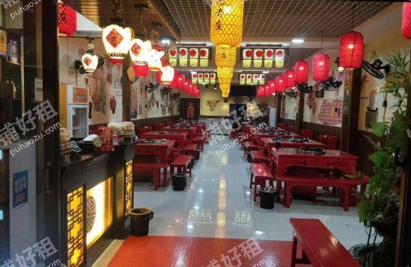 火车站沙冲中路200平米酒楼餐饮转让
