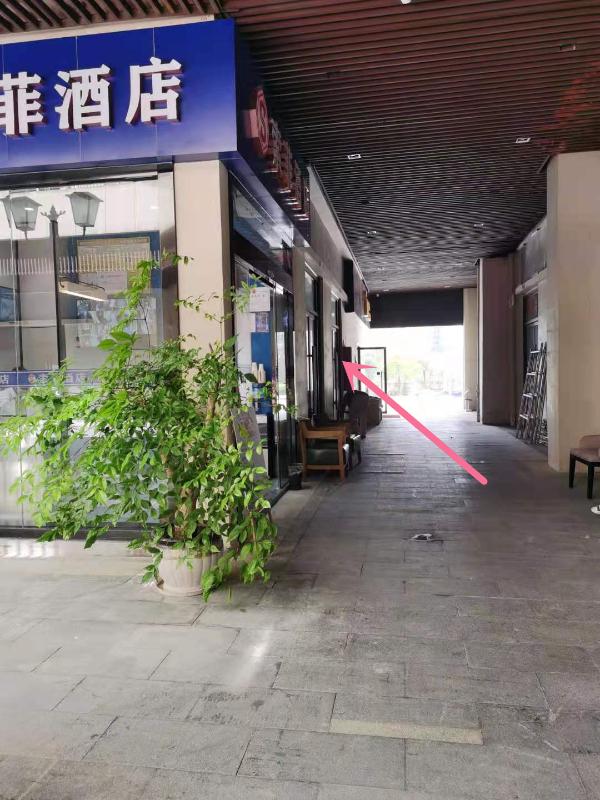华润国际商业街临街门面出租