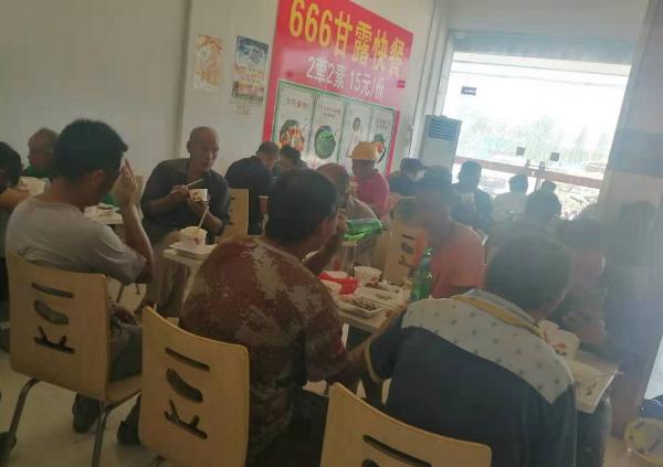 黄陂200平米中式餐饮转让