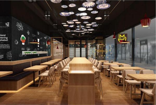 世纪城一线品牌餐饮店转让