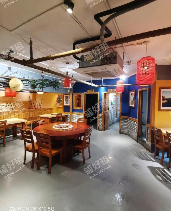 大南门中华南路700平米酒楼餐饮转让
