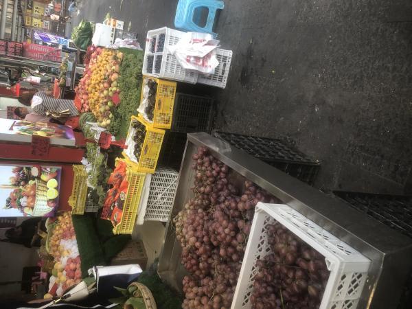 南明区小车河路13平米水果店转让