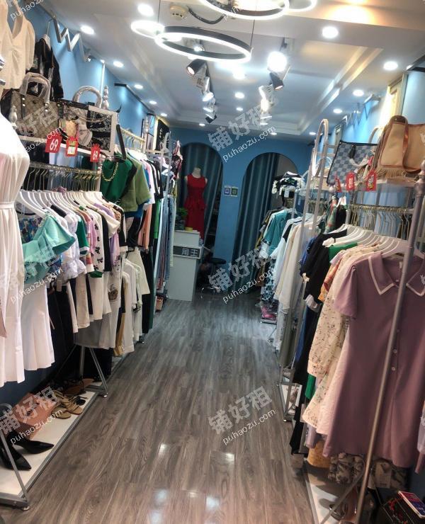 花果园中山南路33.2平米服装店转让