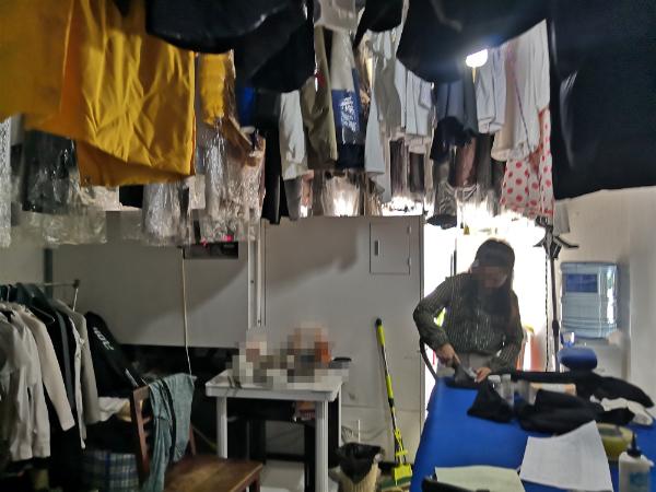碧海花园经营中干洗店带稳定客源转让