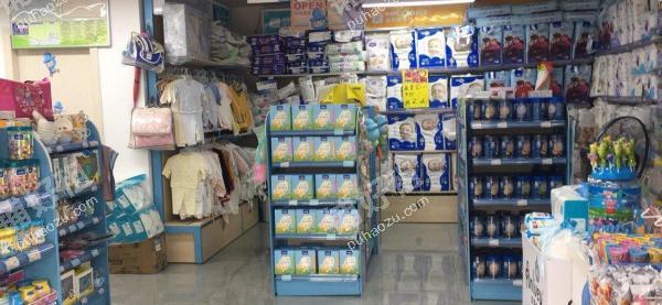 G212(甲秀南路)104.5平米母婴用品店转让