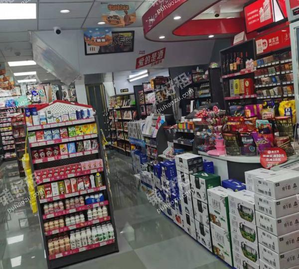 花果园延安南路60平米百货超市转让