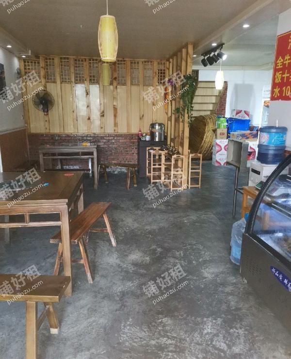 蛮坡500平米中餐馆转让