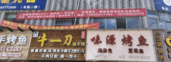 珠江路珠江路500平米出租