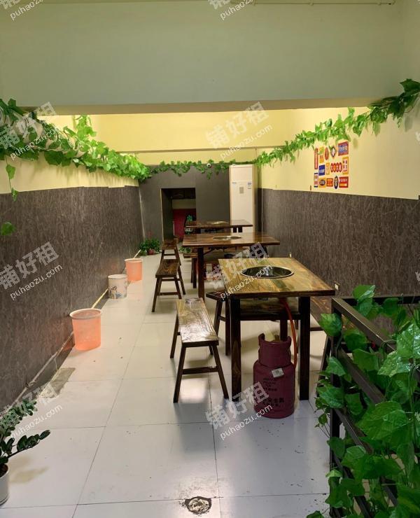 黔灵公园瑞金北路36平米小吃快餐店出租