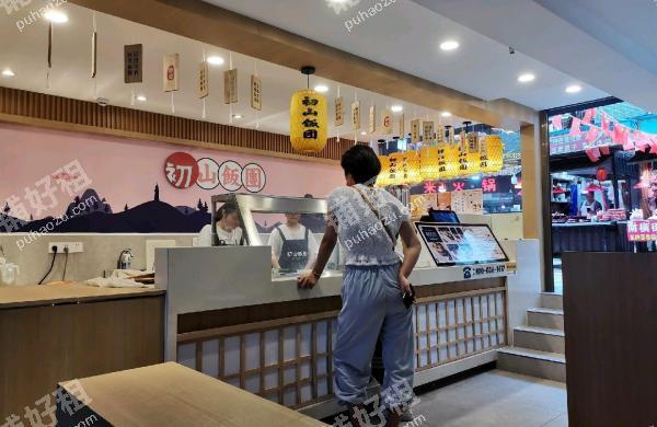 文昌北路护国路24平米小吃快餐店转让