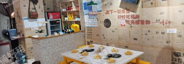 黔灵公园威清路68平米酒楼餐饮转让